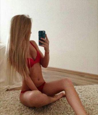 Новая проститутка Полина, рост: 165, вес: 48